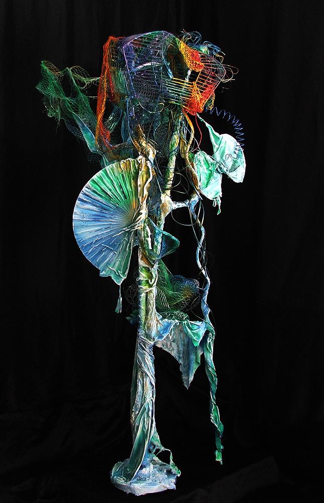 Skulptur Frozen Soul 2011