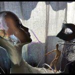 Patient-Zero 2025 Skulptur-erste Phase